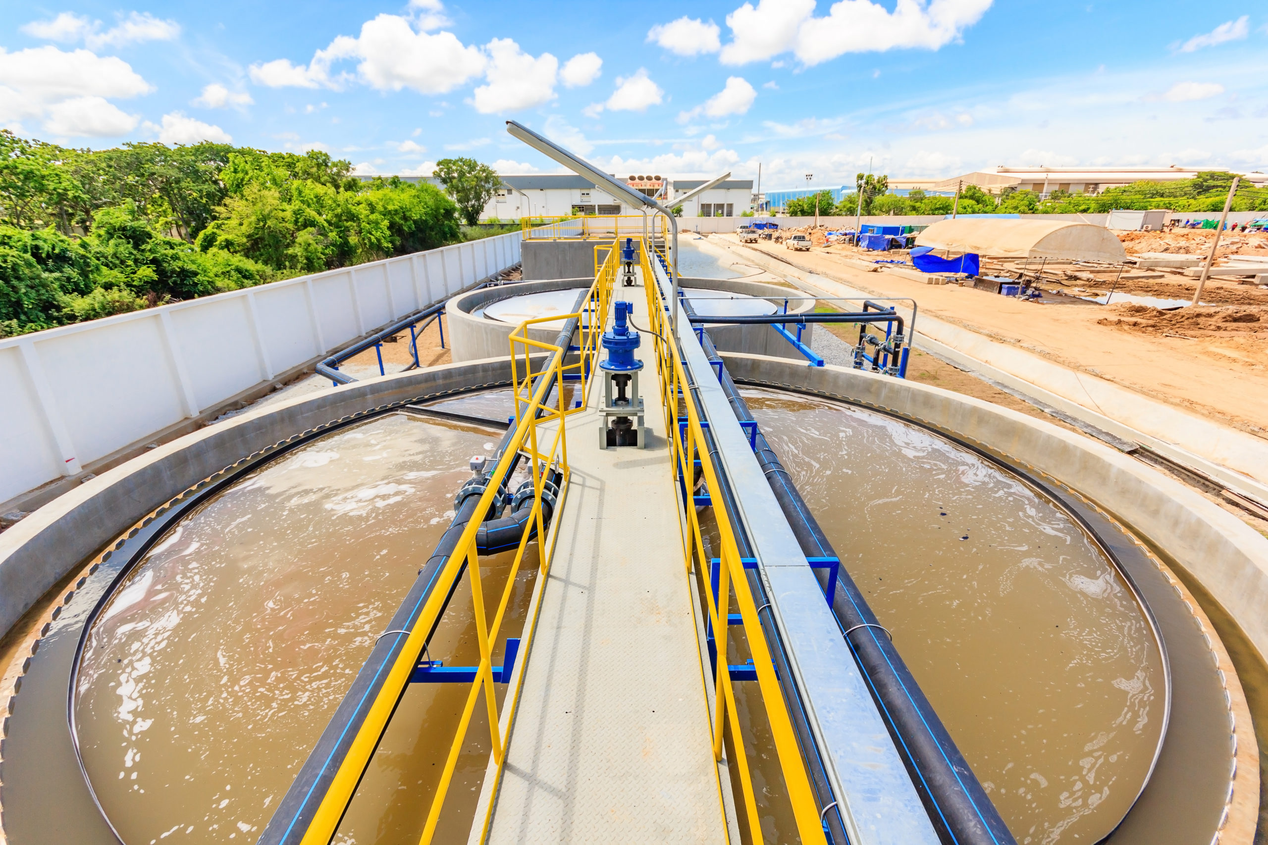 The RAPIDS Program helps wastewater treatment plants plan and deliver energy management.